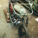 Steher Motorrad